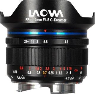 Venus Optics Laowa 11mm f/4.5 FF RL