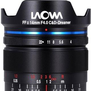 Venus Optics Laowa 14mm f/4 FF RL Zero-D