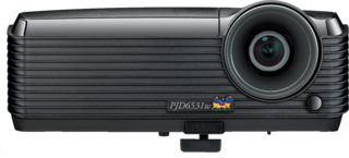 ViewSonic PJD6531W