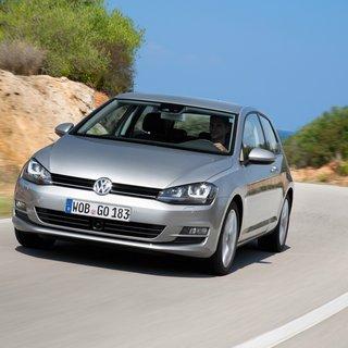 Volkswagen Golf SE (2015)