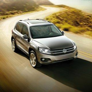 Volkswagen Tiguan 2.0T (2014)