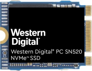 Western Digital PC SN520 M.2 2230 256GB