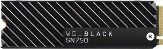 Western Digital WD Black SN750 500GB (With Heatsink)