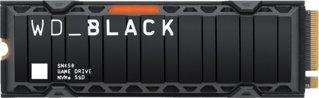 Western Digital WD Black SN850 2TB (With Heatsink)