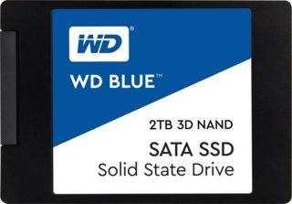"""Western Digital WD Blue 2.5"""" 2TB"""