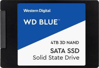 """Western Digital WD Blue 2.5"""" 4TB"""