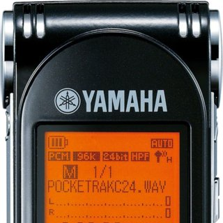 Yamaha POCKETRAK C24