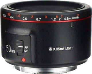 Yongnuo YN 50mm f/1.8 II