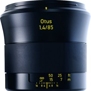 Zeiss Otus 85mm F/1.4 ZF