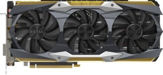 Zotac GeForce GTX 1080 Ti AMP! Extreme Core Edition