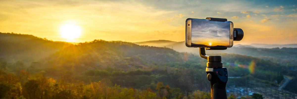 360° panorama mode