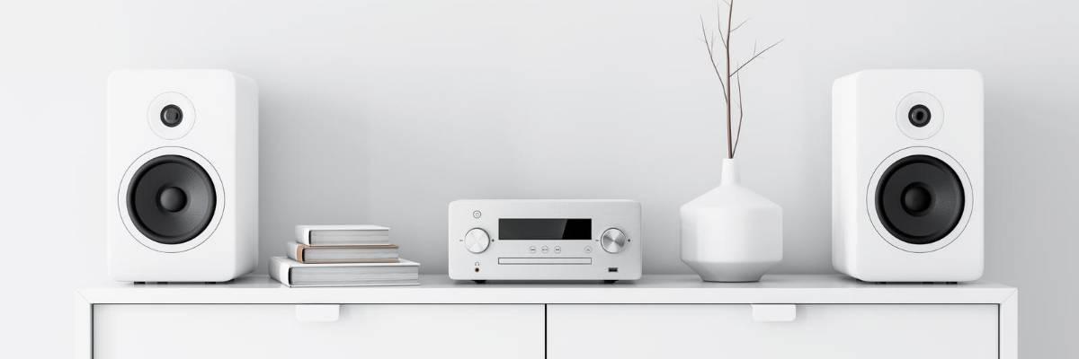 Altoparlanti stereo integrati