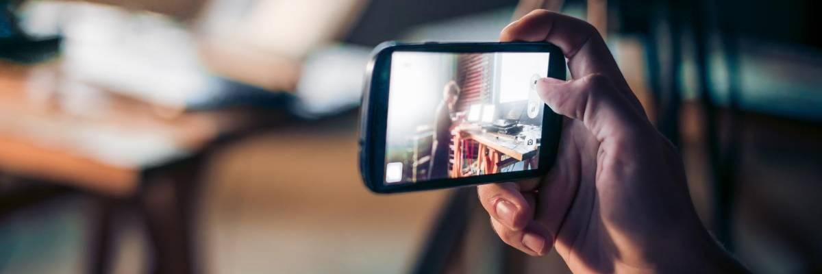Video recording (main camera)