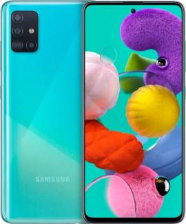Samsung Galaxy A51 vs Galaxy A70